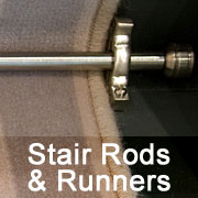 Stair Rods & Runners